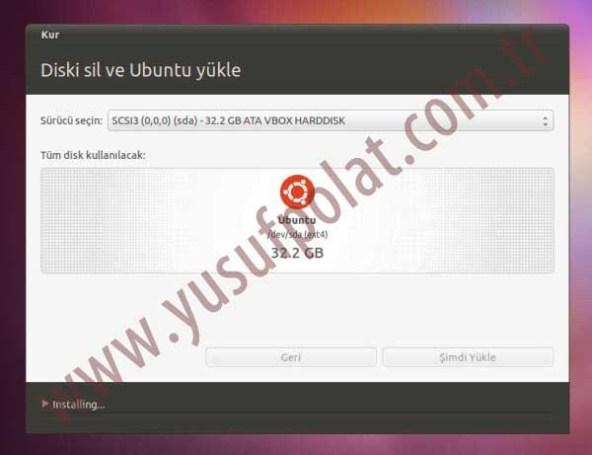 Ubuntu 11.04 Kurulum Resimli Anlatım 5