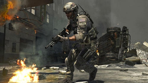 Call Of Duty Modern Warfare 3 Resim 2