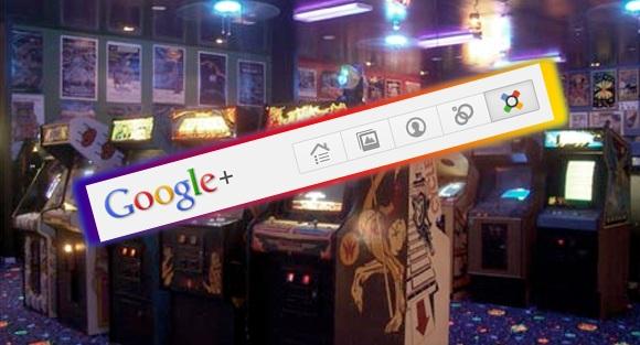 Google + (Plus) Game Yayına Başlıyor