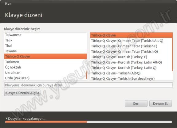 Ubuntu 11.10 Kurulum 7
