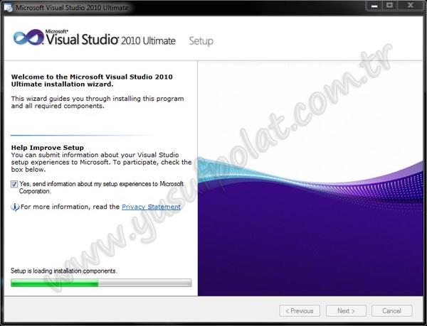 Visual Studio 2010 Kurulumu Resimli Anlatım 2