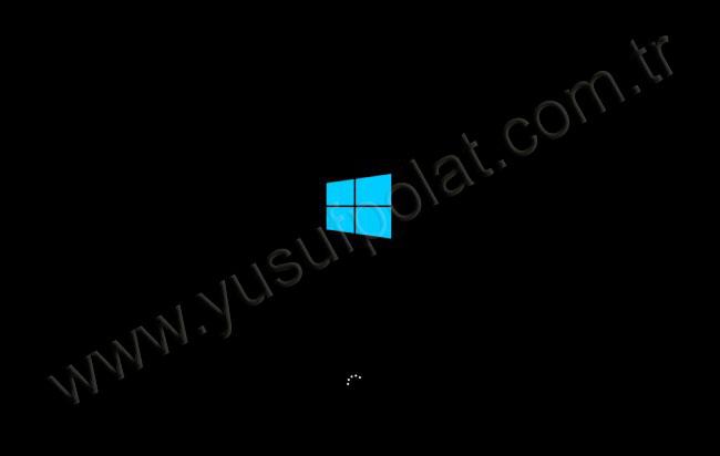 Windows 8 Kurulum Resimli Anlatım 1