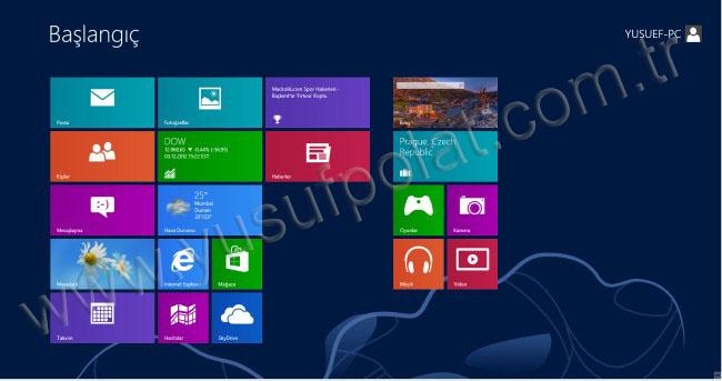 Windows 8 Kurulum Resimli Anlatım 7