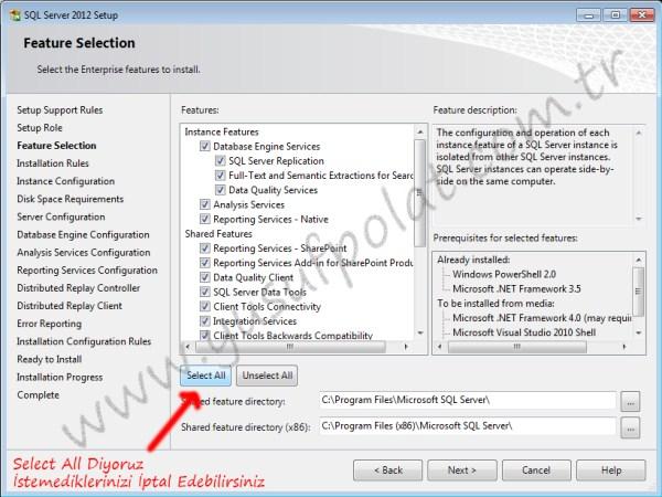 Sql Server 2012 Kurulum Resimli Anlatım 12