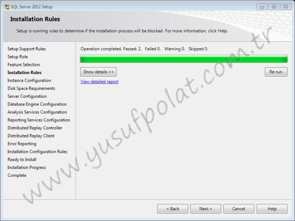 Sql Server 2012 Kurulum Resimli Anlatım 13