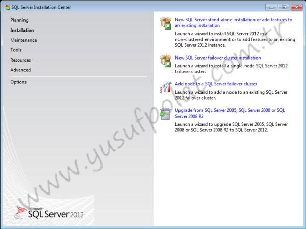Sql Server 2012 Kurulum Resimli Anlatım 2