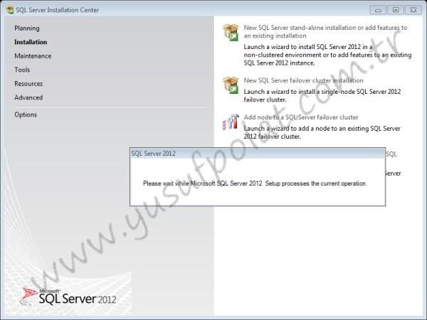 Sql Server 2012 Kurulum Resimli Anlatım 5