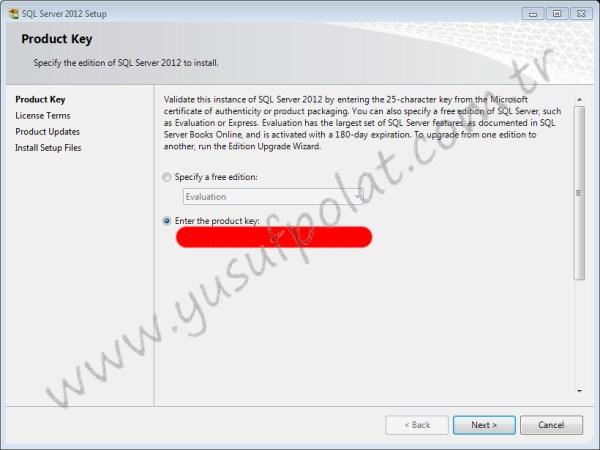 Sql Server 2012 Kurulum Resimli Anlatım 6