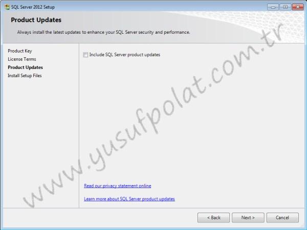 Sql Server 2012 Kurulum Resimli Anlatım 8