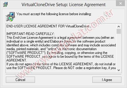 Windows'ta Sanal Sürücü Kurulumu 1