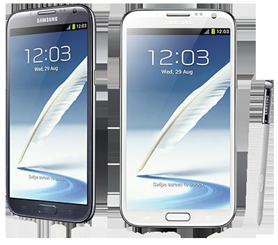 Samsung Galaxt Note 2