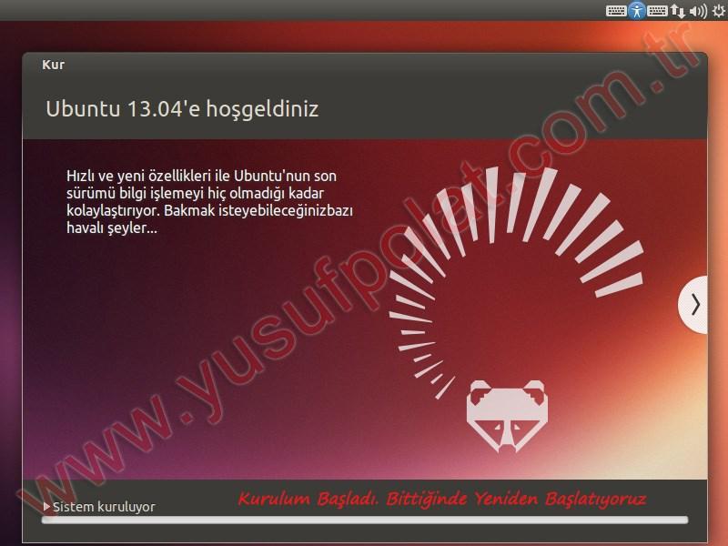 Ubuntu 13.04 Kurulum 11