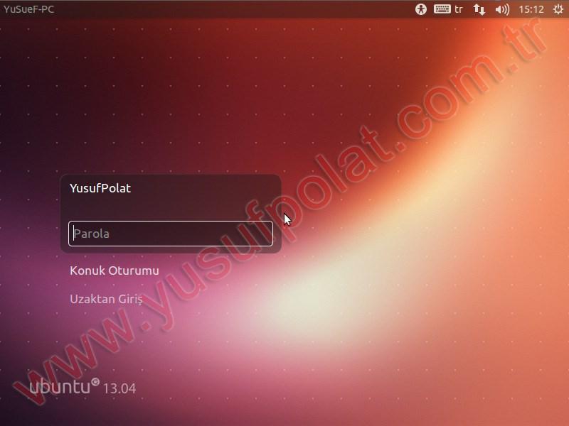 Ubuntu 13.04 Kurulum 12