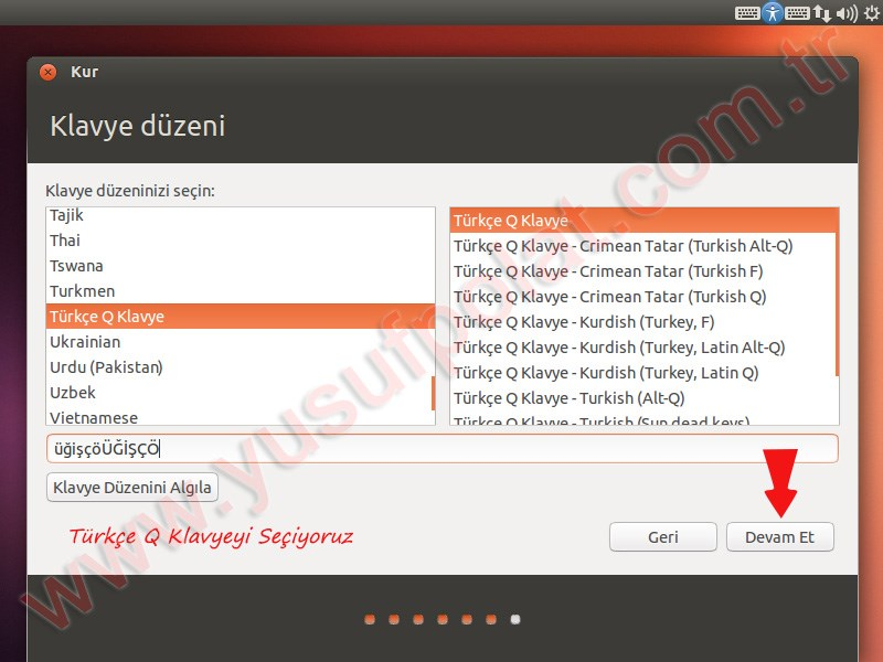 Ubuntu 13.04 Kurulum 9