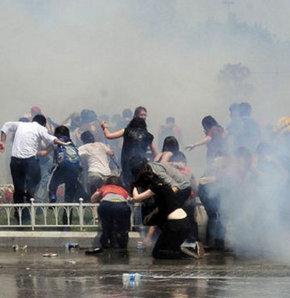 Taksim Gezi Parkı Olayları Artık Bitsin