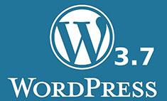 Wordpress 3.7 Sürümü Yayınlandı