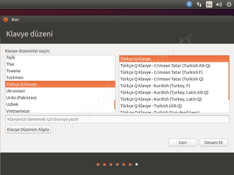 Ubuntu 14.04 Kurulum 11
