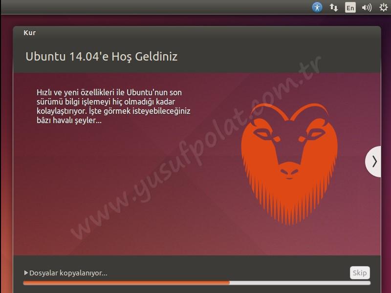 Ubuntu 14.04 Kurulum 13