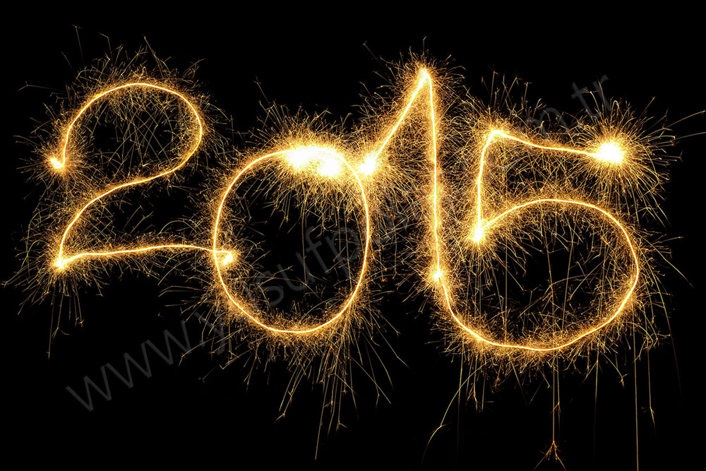 Yeni Yılınız Kutlu Olsun & Hoş Geldin 2015